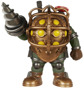 Funko Pop! Games Big Daddy - 6""