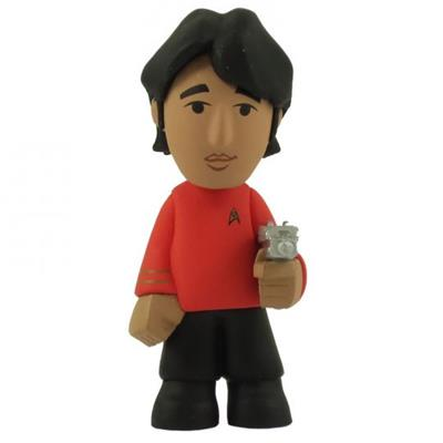 Mystery Minis Big Bang Theory Star Trek Raj