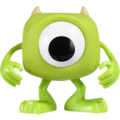 Funko Pop! Disney Mike Wazowski