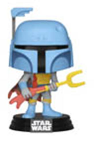 Funko Pop! Star Wars Boba Fett (Animated)