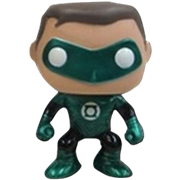 Funko Pop! Heroes Hal Jordan (Movie) (Metallic)