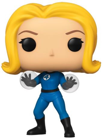 Funko Pop! Marvel Invisible Girl