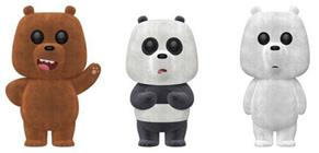 Funko Pop! Animation Grizz, panda & Ice Bear (3-Pack)