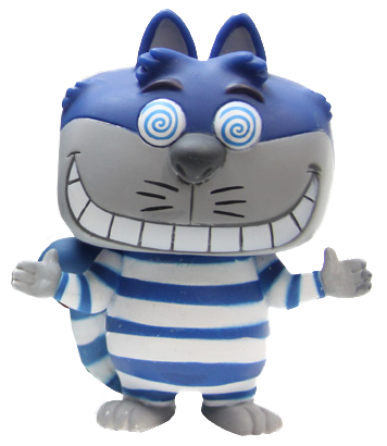 Funko Pop! Disney Cheshire Cat (Blue) Icon