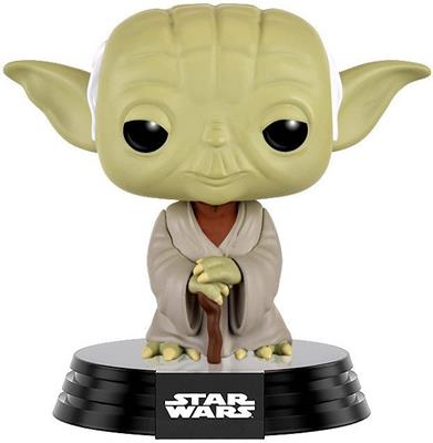 Funko Pop! Star Wars Yoda (Dagobah)