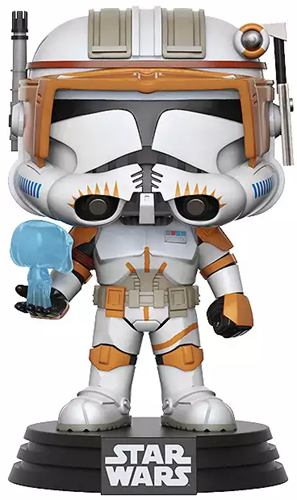 Funko Pop! Star Wars Clone Commander Cody