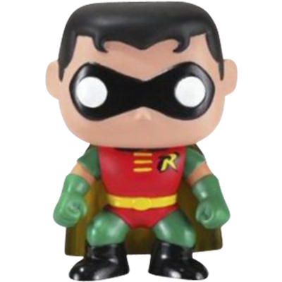 Funko Pop! Heroes Robin (Bobble Head)