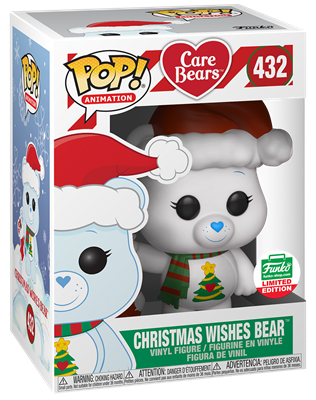 Funko Pop! Animation Christmas Wishes Bear Stock
