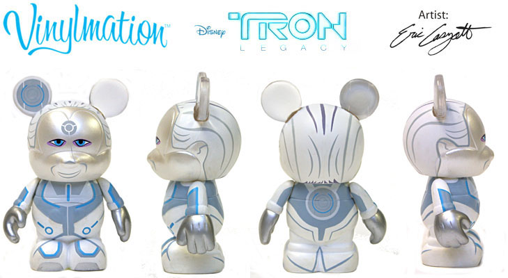 Vinylmation Open And Misc Tron Zuse
