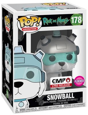 Funko Pop! Animation Snowball (Flocked)