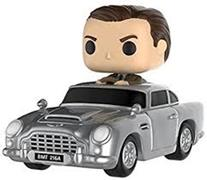 Funko Pop! Rides James Bond w/ Aston Martin