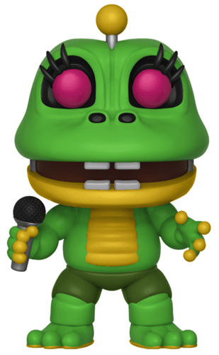 Funko Pop! Games Happy Frog Icon