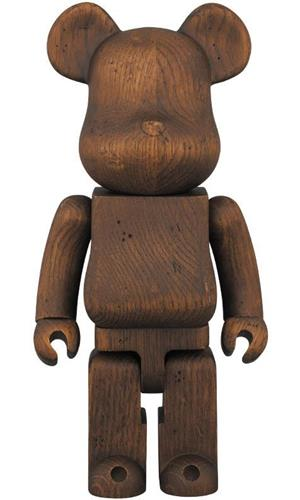 Be@rbrick Karimoku Antique Furniture Model 1000%