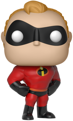 Funko Pop! Disney Mr. Incredible  Icon