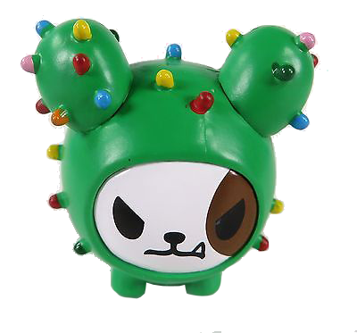 Tokidoki Neon Star Series 4 Cactus Dog
