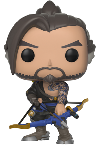 Funko Pop! Games Hanzo