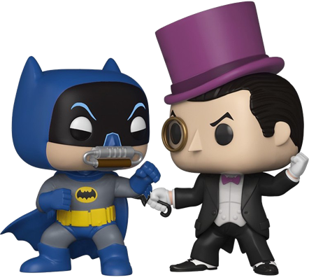 Funko Pop! Heroes Batman vs. The Penguin