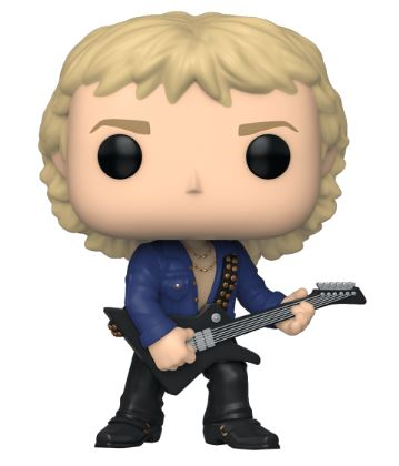 Funko Pop! Rocks Phil Collen