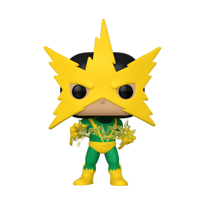 Funko Pop! Marvel Electro (First Appearance)
