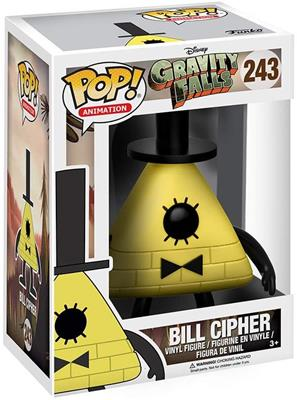 Funko Pop! Animation Bill Cipher Stock