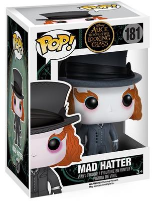 Funko Pop! Disney Mad Hatter (Through the Looking Glass) Stock