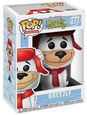 Funko Pop! Animation Breezly Stock