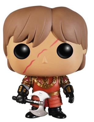 Funko Pop! Game of Thrones Tyrion Lannister (Battle Armor)