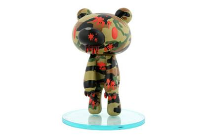 Kid Robot Gloomy Bear Bloody Camo