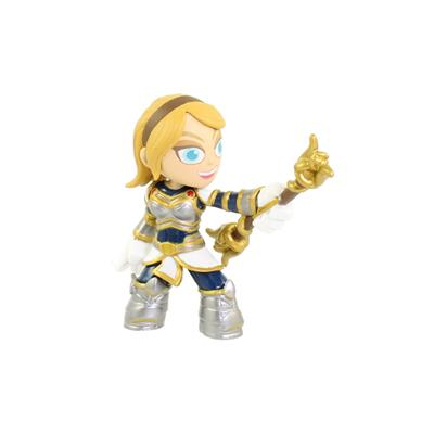 Mystery Minis League of Legends Lux  Icon