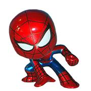 Mystery Minis Marvel Spiderman (Metallic)