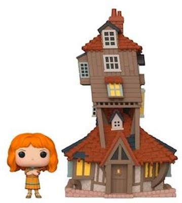 Funko Pop! Town The Burrow & Molly Weasley
