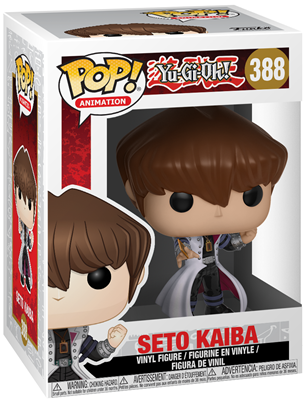 Funko Pop! Animation Seto Kaiba Stock Thumb