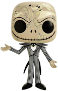 Funko Pop! Disney Jack Skellington (Zero Pattern)