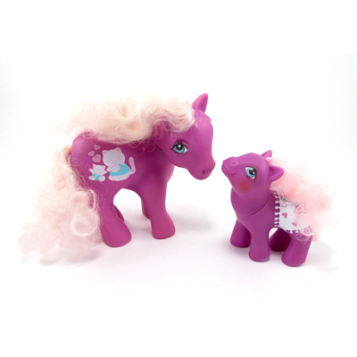 My Little Pony Year 09 Mommy and Baby Pony