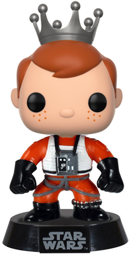 Funko Pop! Freddy Funko X-Wing Pilot
