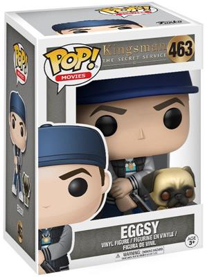 Funko Pop! Movies Eggsy  Stock
