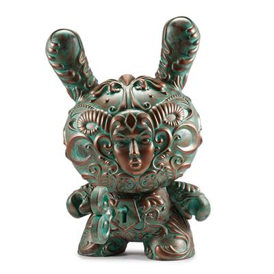 "Kid Robot 20"" Dunnys It's a F.A.D. (Patina) Icon"