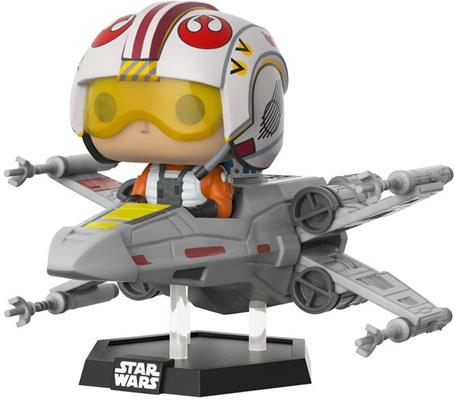 Funko Pop! Star Wars Luke Skywalker (w/ X-Wing)