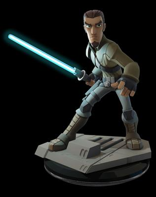 Disney Infinity Figures Star Wars Rebels Kanan Jarrus (Light FX)