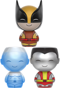 Dorbz Marvel X-Men (3-Pack)