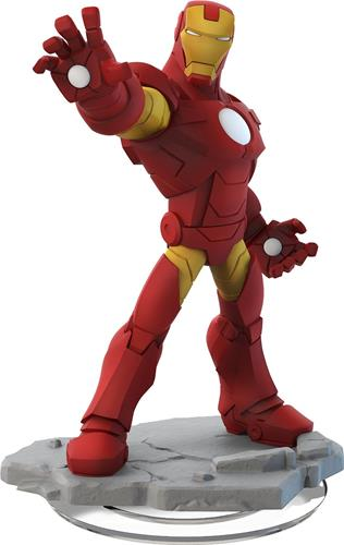 Disney Infinity Figures Marvel Comics Iron Man