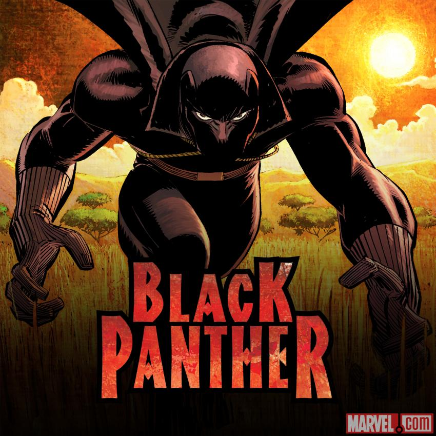 Marvel Comics Black Panther (2005 - 2008)