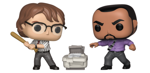 Funko Pop! Movies Michael Bolton & Samir