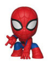 Mystery Minis Spider-man Into the Spider-Verse Peter Parker