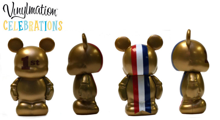 Vinylmation Open And Misc Celebrations Jr Gold