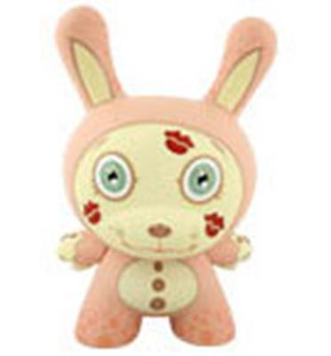 "Kid Robot 8"" Dunnys Bubble Yucky (Pink)"