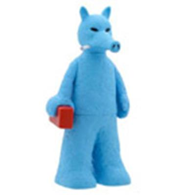 Kid Robot Art Figures Quasimoto (Blue)