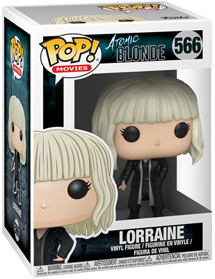 Funko Pop! Movies Lorraine (w/ Black Jacket) Stock
