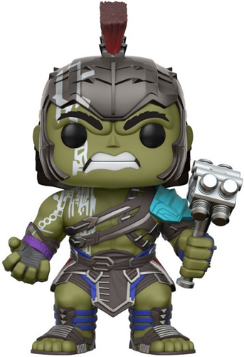 Funko Pop! Marvel Hulk (Gladiator) - 10""