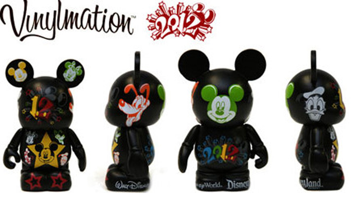Vinylmation Open And Misc 2012 Edition Black 2012